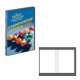 Neato - High Gloss Photo Quality DVD Case Inserts - 100 Pack