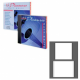 PhotoMatte Jewel Case Inserts/Tray Liners-100 Pack