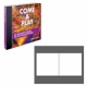 EconoMatte Jewel Case Inserts - 500 Booklets