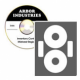 EconoMatte CD/DVD Labels- 500 Pack CLP-192215