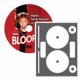 Full Coverage PhotoMatte CD/DVD Labels - 100 Pack