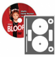 Full Coverage PhotoMatte CD/DVD Labels - 1000 Pack